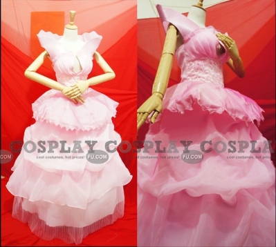 Flower Card Cosplay from Cardcaptor Sakura