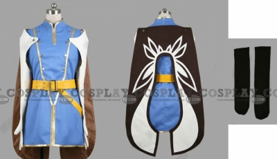 Chastel Aiheap Cosplay from Tales of Vesperia The First Strike