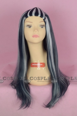 Frankie Wig from Monster High