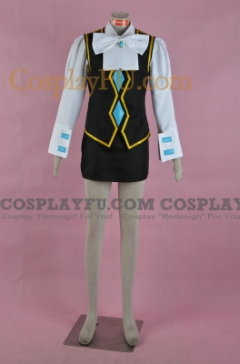 Franziska Cosplay from Ace Attorney