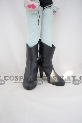 Franziska Shoes (D129) from Ace Attorney