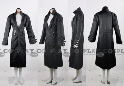 Frau Coat from 07 Ghost