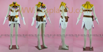 Frey Cosplay from Rune Factory 4