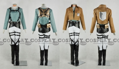 Fubar Cosplay (Survey Corps) from Attack On Titan