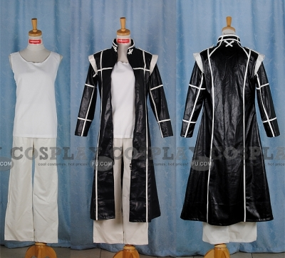 Funeral Wreaths Cosplay from Katekyo Hitman Reborn