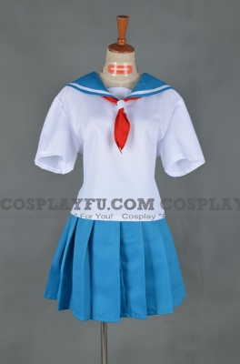 Futaba Cosplay (Middle School Uniform) from Ao Haru Ride