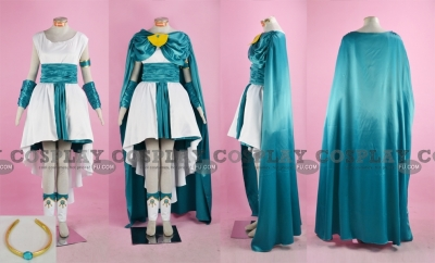 Fuu Cosplay (Illustration) from Magic Knight Rayearth