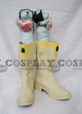 Fuu Shoes (B262) from Magic Knight Rayearth