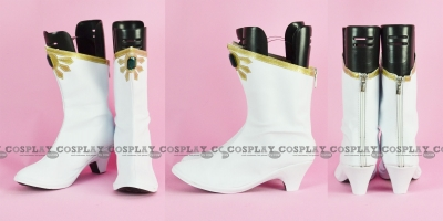 Fuu Shoes (C376) from Magic Knight Rayearth