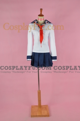 Fuyumi Cosplay from Blood Lad