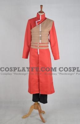 gaara outfit