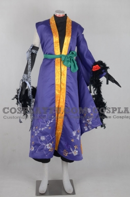 Gackpoid Cosplay (Fleeting Moon Flower) from Vocaloid