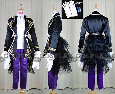 Gackpoid Cosplay Costume from Vocaloid: Doujinshi