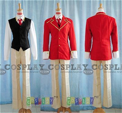 Gakuen Heaven Uniform from Gakuen Heaven