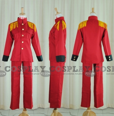 Raivis Costume (Latvia) from Axis Powers Hetalia