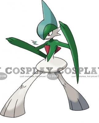 Gallade Cosplay from Pokemon