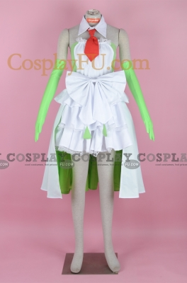 Gardevoir Cosplay (Human) from Pokemon