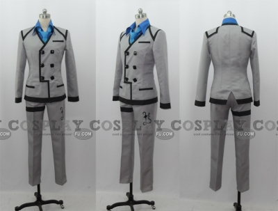 Gareki Cosplay (Grey) from Karneval
