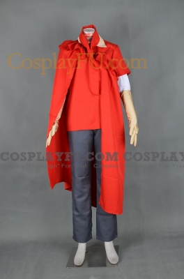 Gaston Cosplay from Beauty and the Beast