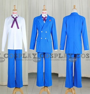 Gavin Cosplay (Blue) from Ace Attorney