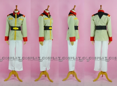 General Costume from Mobile Suit Gundam