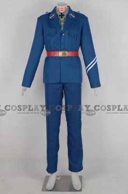 Gilbert Costume (Prussia) from Axis Powers Hetalia