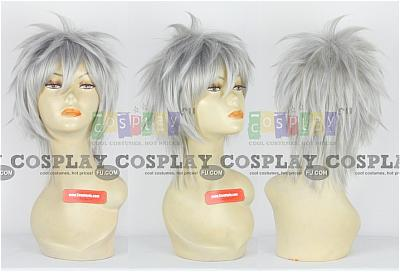 Gilbert (Prussia) Silver Cosplay Wig from Axis Powers Hetalia