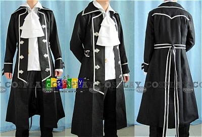 Gilbert (Raven) Costume from Pandora Hearts