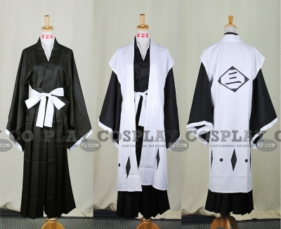 Gin Cosplay (Stock) from Bleach