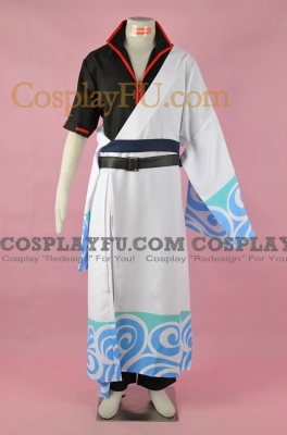 Gintoki Cosplay (E149) from Gin Tama