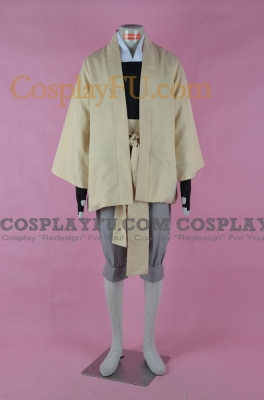Gintoki Cosplay (White) from Gin Tama