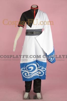 Gintoki Cosplay Costume from Gintama
