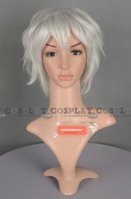 Gintoki Wig (Mixed Color) from Gin Tama