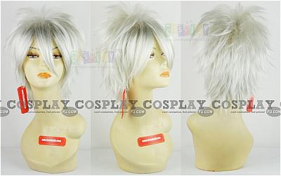 Gintoki Cosplay Wig from Gintama