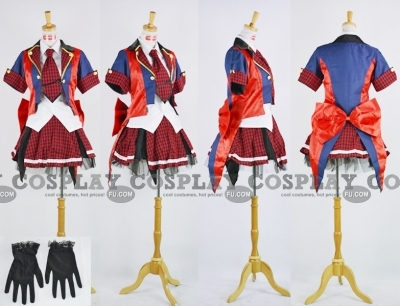 Girl Uniform from AKB0048