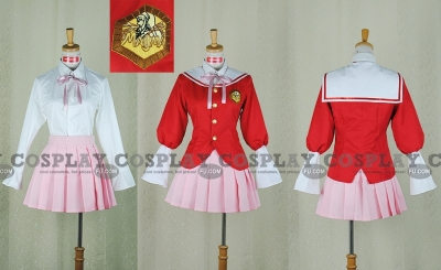 Girl Uniform from The World God Only Knows