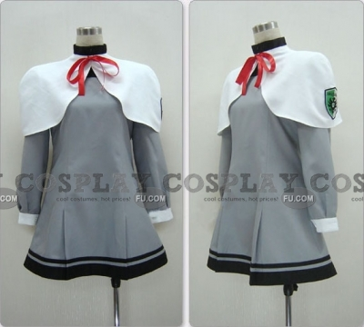 Girl Uniform from Tokimeki Memorial Girls Side 2nd Kiss