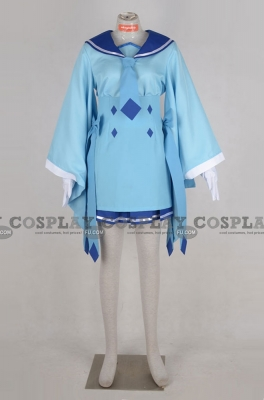 Glaceon Cosplay (Human) from Pokemon