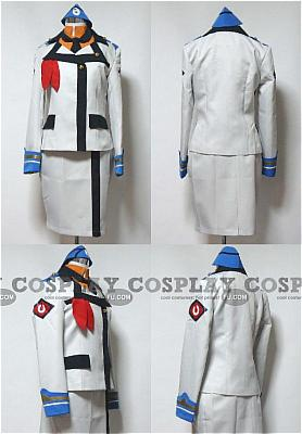 Glass Costume from Macross Frontier