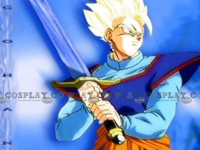 Gohan Cosplay (2nd) from Dragon Ball
