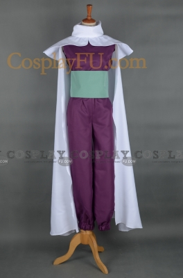 Gohan Cosplay from Dragon Ball