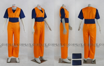 Goku Cosplay (2nd) from Dragon Ball