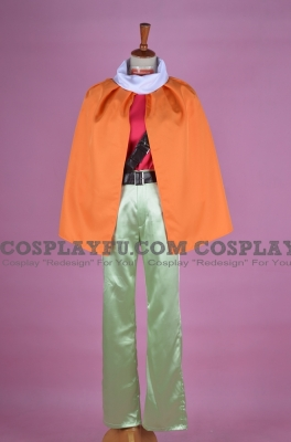 Goku Cosplay from Saiyuki