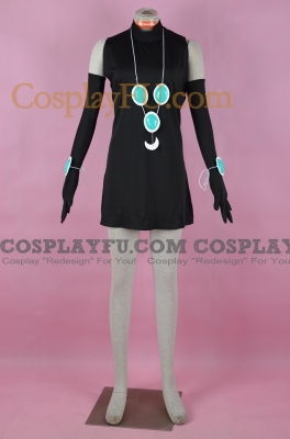 Green Cosplay from Sailor Moon
