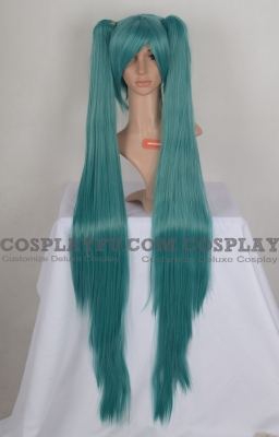 Green Wig (Long,Miku HS)