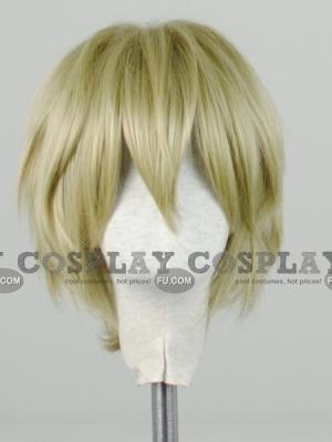 Green Wig (Short,Spike,Alaudi)