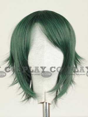 Green Wig (Short,Spike,HS30)