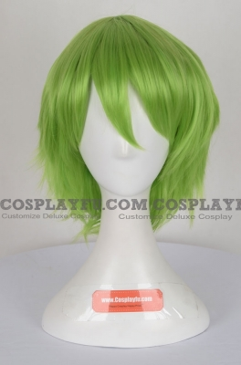 Green Wig (Short,Spike,Hihara)