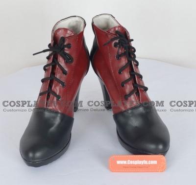 Grell Shoes (B073) from Kuroshitsuji