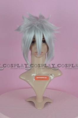Grey Wig (Short,Spike HSSouji)